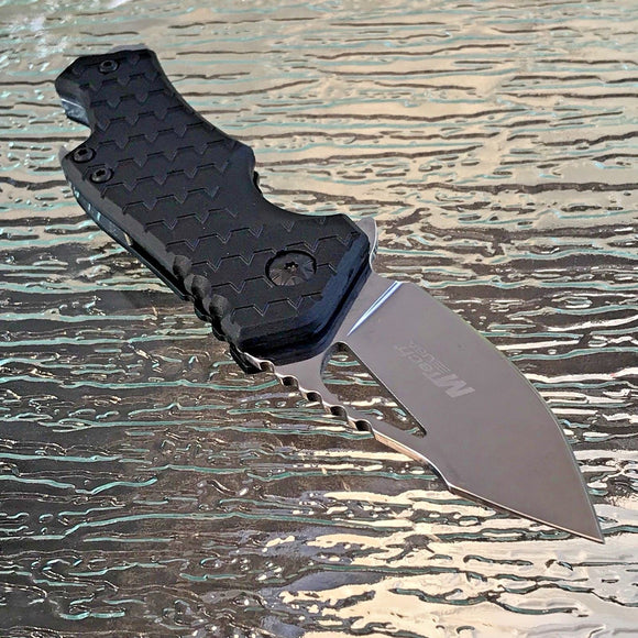 MTECH SPRING ASSISTED TACTICAL CAMPING BOTTLE OPENER FOLDING POCKET KNIFE 5.75