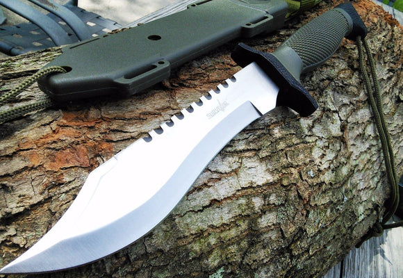 OUTDOOR HUNTING & SURVIVOR FULL TANG 12
