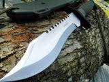 "12"" Survivor Brand Knife Full Tang Fixed Blade Knife & Sheath HK-6001S - Frontier Blades"
