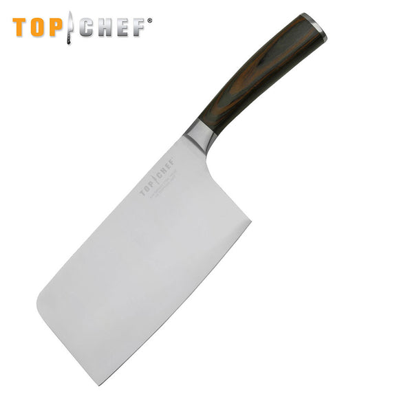 Bravo Top Chef Dynasty Cleaver For Sale (TC-28) - Frontier Blades