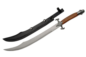 Curved Longsword For Sale - Frontier Blades