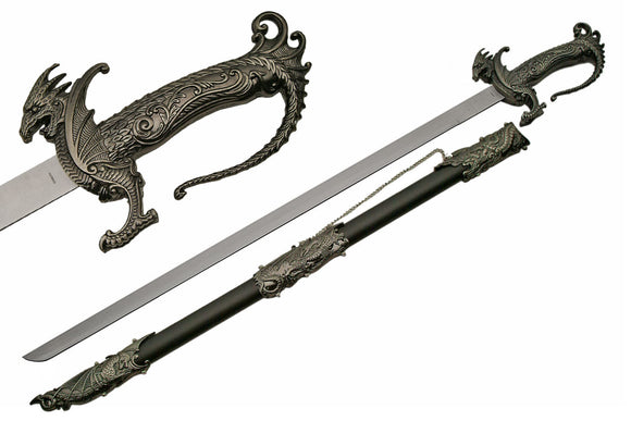 Dragon Slayer Greatsword For Sale - Frontier Blades