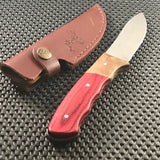 "ELK RIDGE ER-130 FIXED BLADE OUT DOOR HUNTING CAMPING KNIFE 8.5"" OVERALL - Frontier Blades"