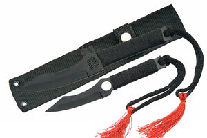 Fantasy Ninja Throwing Knife Set For Sale - Frontier Blades