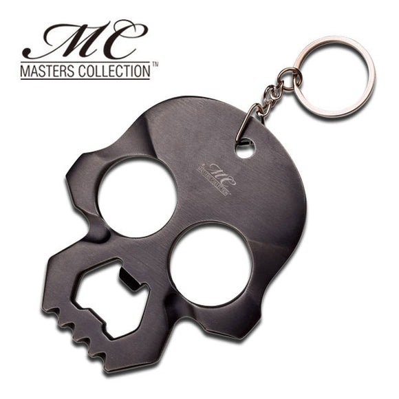 MC Masters Collection Fantasy Skull Stonewashed Knuckle - Frontier Blades