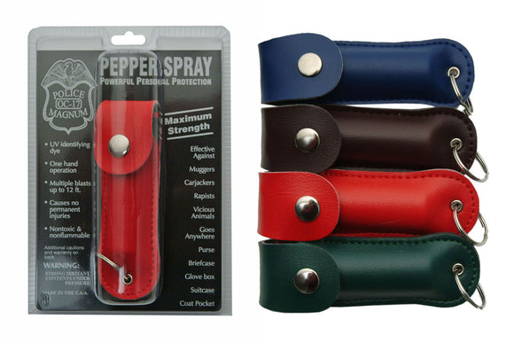 Pepper Spray For Sale (Assorted Colors) - Frontier Blades