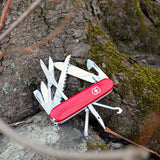 "3.6"" Victorinox Swiss Army Multitool Fieldmaster Pocket Knife - Frontier Blades"