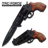 Tac Force Speedster Model Gun Knife - Frontier Blades