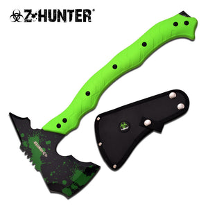 Z-Hunter Biohazard Single Handed Axe - Frontier Blades