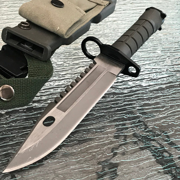 M9 Original Military Full Tang Survival Knife For Sale - Frontier Blades