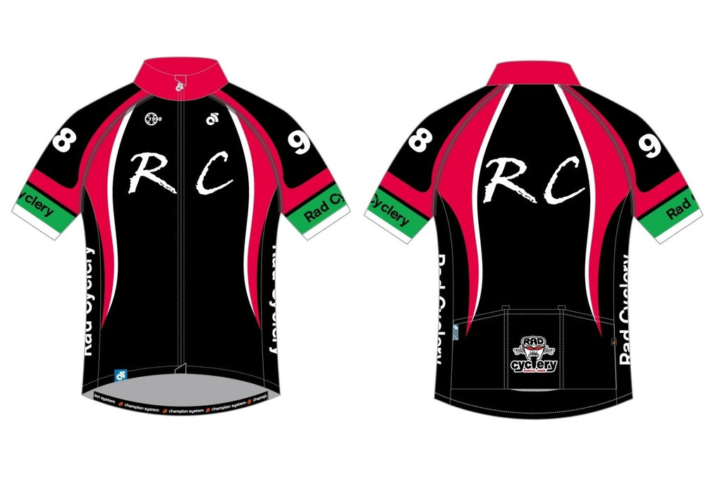 RC CYCLE TEAM SHORT SLEEVE JERSEY 2020