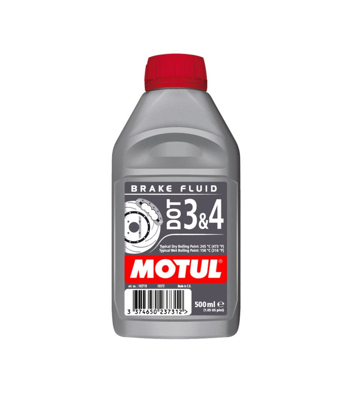 MOTUL BRAKE FLUID DOT 3 / 4
