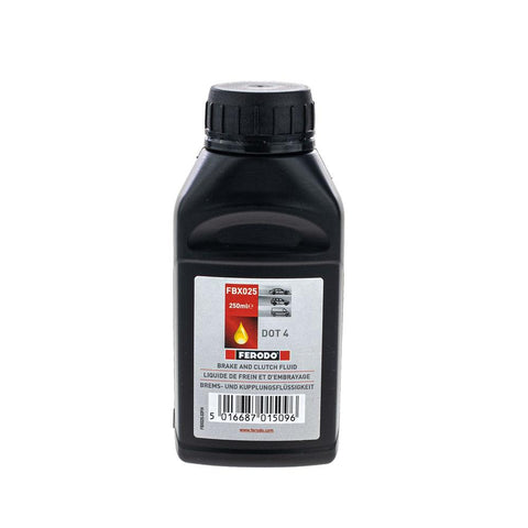 FERODO DOT 4 BRAKE FLUID