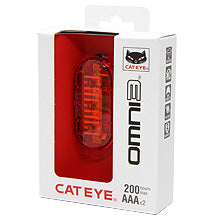 CATEYE TL-LD135 OMNI 3 REAR LIGHT