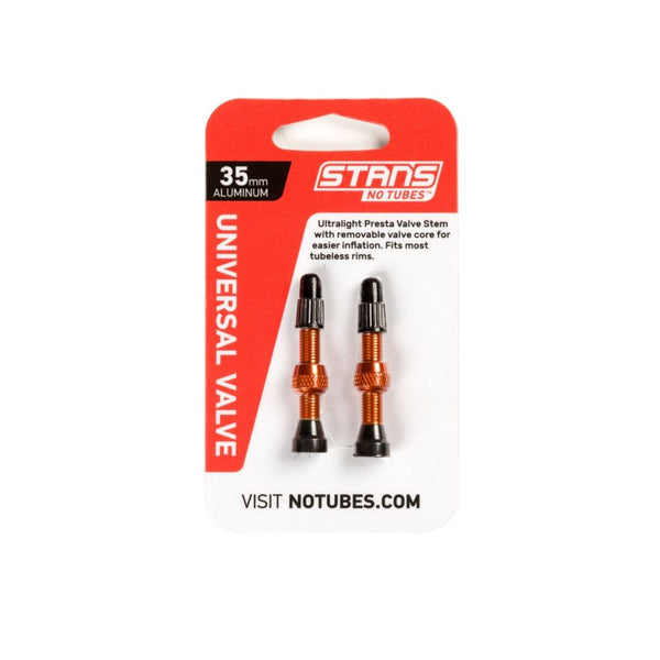 STAN'S NO TUBES ALLOY VALVE STEMS