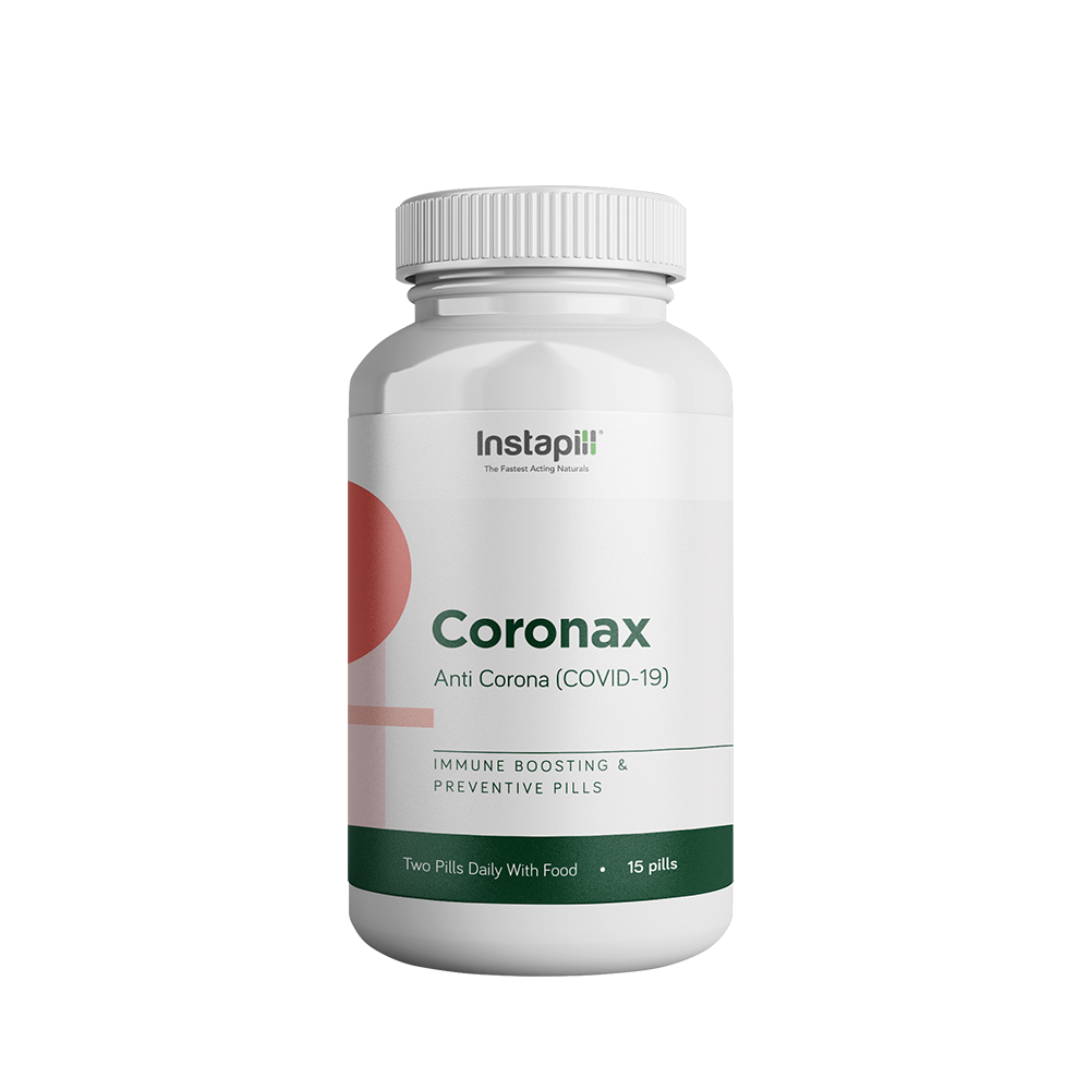 Coronax | Corona Virus Preventive & Immune Boosting Pills