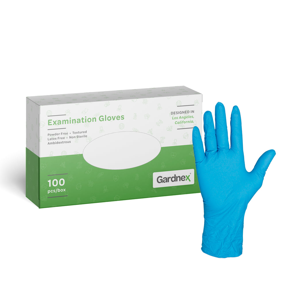 Examination Gloves. 100 pcs/box.