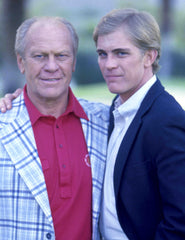 President Ford & his son Stephen (1982)