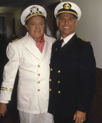 Bob Hope & Gavin Macleod (1982)