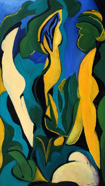 4 women after Matisse