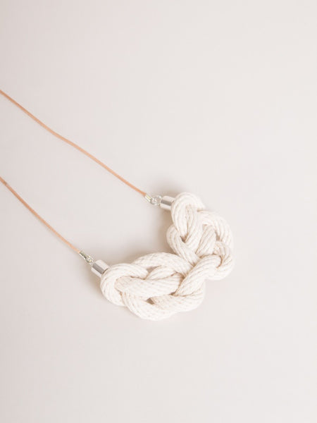 Cove Necklace Natural