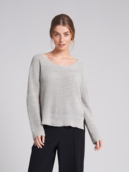 Sable Knit Chalk/Sage