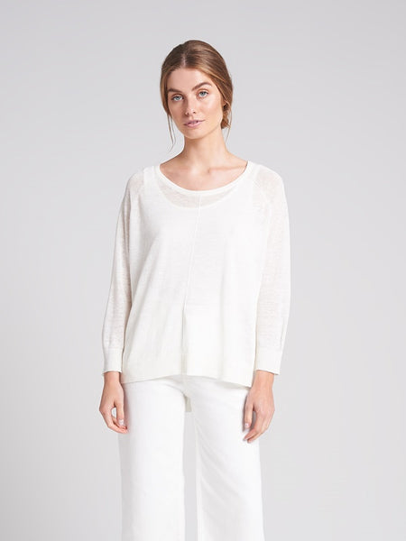 Clementine Knit Ivory