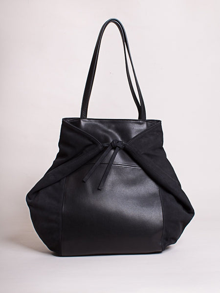 Delta Tote Bag Black