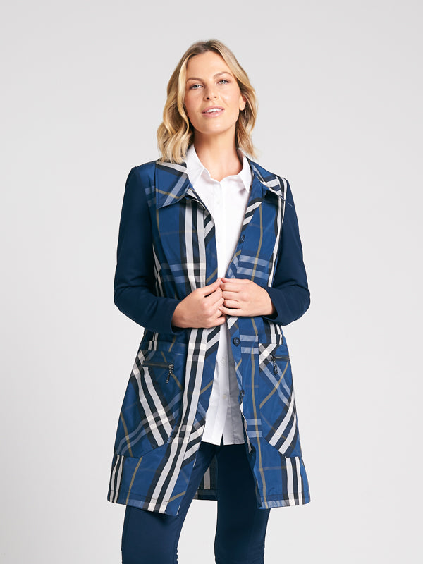 Coastal Jacket Coastal Check
