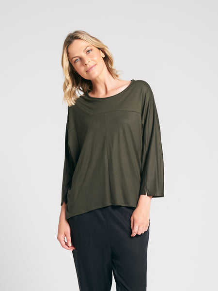 Pia Knit Olive
