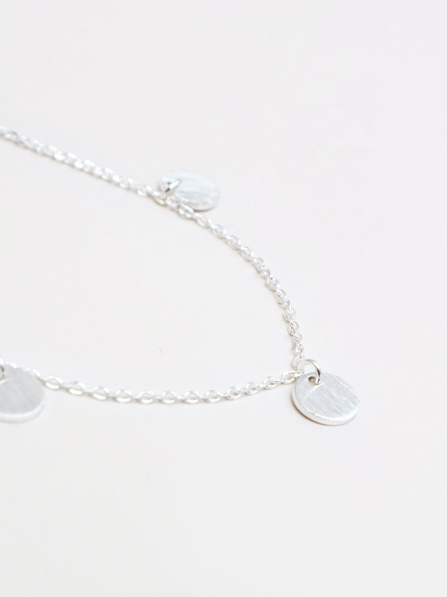 Jolie Necklace Silver