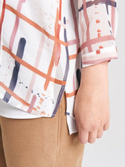 Amalfi Shirt Brushed Check