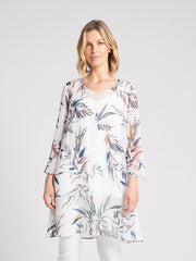 Maple Tunic Botany Print