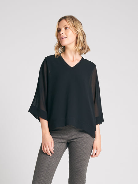 Rochelle Top Black