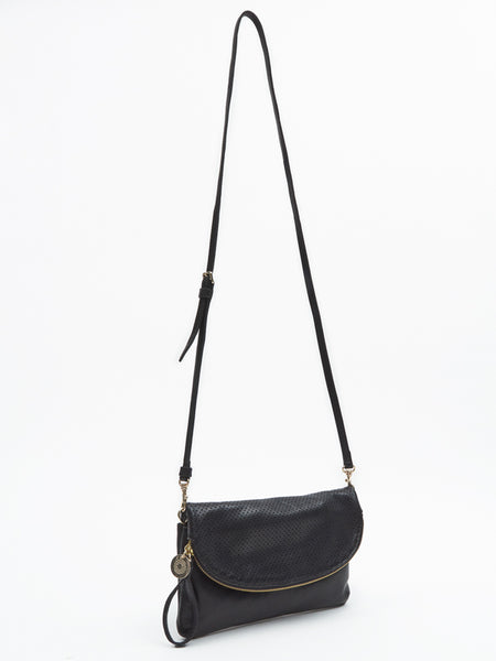 Hunter Clutch Bag Black