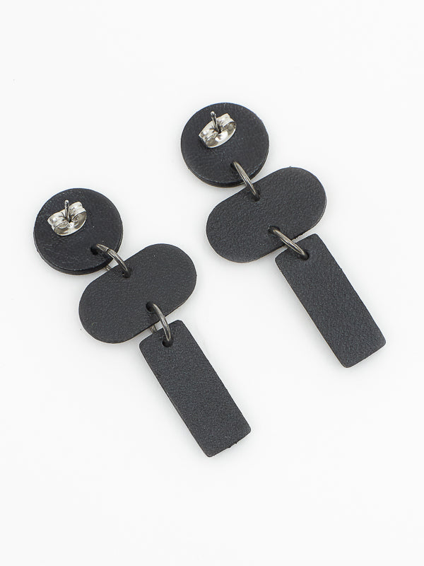 Stud Drop Earring