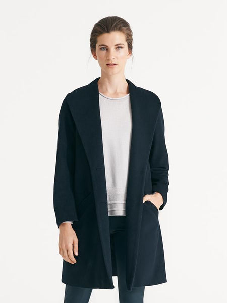 Kimberley coat navy