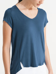 Easton Tee Denim Blue