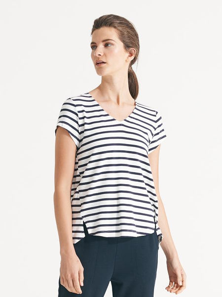 Easton tee ink stripe