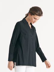 Lloyd Shirt Black Stripe