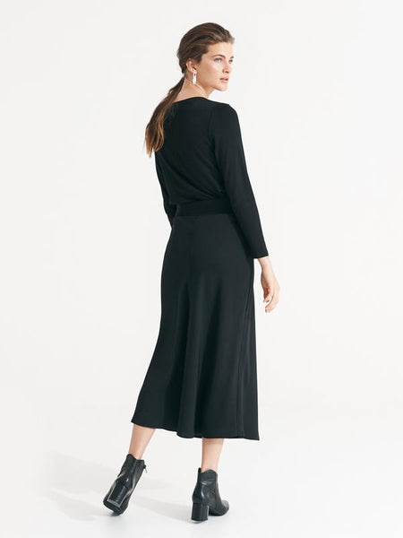 Naples skirt matte black