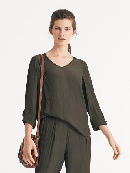 Westlyn top olive