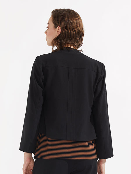 Dominique jacket black