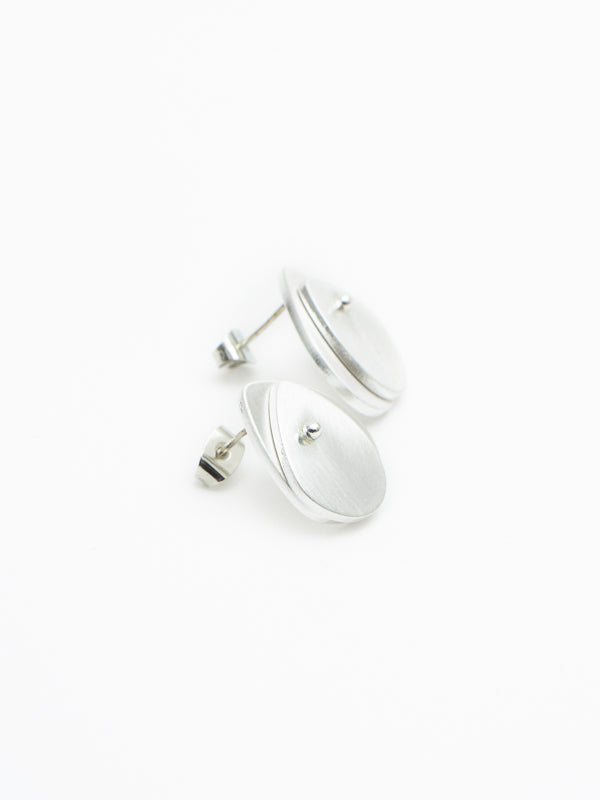 Whitton earring silver