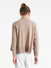 Kingsbury Knit almond