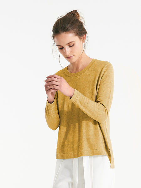 Keston knit sunflower