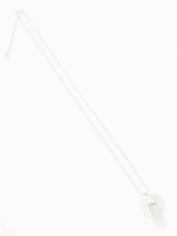 Dalston Necklace silver