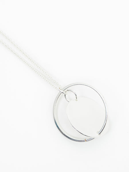 Marlow necklace silver