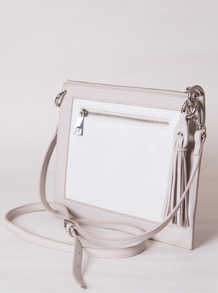Chelsea Bag Chalk/White