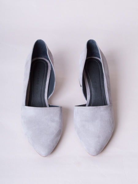 Mayfield Heel Grey